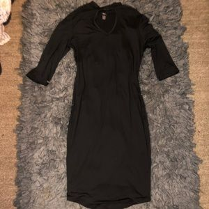 6/$20 Rue 21 size medium black dress